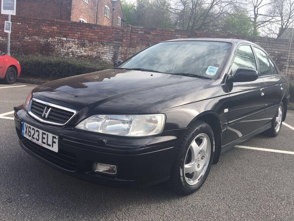 honda accord 2 0 i vtec se executive sport 4dr sun roof auto black 2000 in walsall west. Black Bedroom Furniture Sets. Home Design Ideas