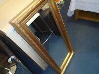 GOLD-FRAMED MIRROR at Haven Trust's charity shop at 247 Radford Road, NG7 5GU