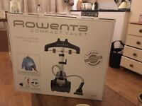 Rowenta Compact Valet Clothes Steamer