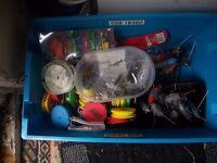 sea fishing tackle tray