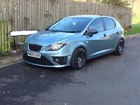 Seat Ibiza Modified FR replica * 3SDM alloys not gti sti bmw audi