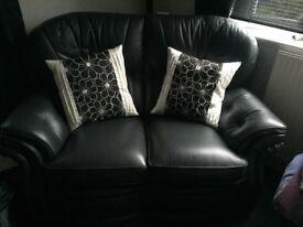 Handmade leather sofas