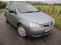 Vauxhall Corsa Design 1.2 16V 3 door FULL MOT FSH (10 stamps) only £1250 VGC for age.