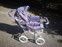 bebecar baby pram inc. pushchair