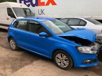 2015 VW POLO 6R MK8 1.2 TSI CJZ ENGINE BREAKING FOR PARTS