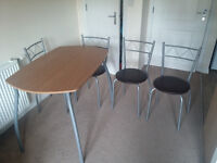 House clearance items for fast sale - wardrobes, dinning table