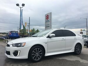 2017 Mitsubishi Lancer SE LTD ~Heated Seats ~P/Sunroof ~Backup C