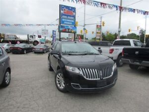 2011 Lincoln MKX AWD   LEATHER   ROOF   CAM