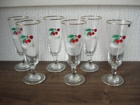VINTAGE CHERRY B GLASSES