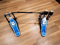 Big Dog double bass drum pedal & carrying bag