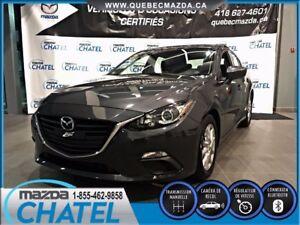2015 Mazda MAZDA3 SPORT GS-SKY (MANUELLE A/C)