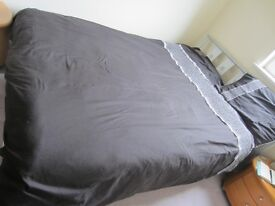Double quilt and cover