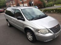Chrysler Grand voyager 7 seater 2.8 crd automatic sat nav 1500 pounds