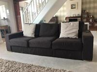 Sofas - one large and one medium - need gone asap