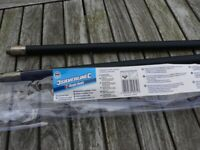 2 Only ...Silverline Gutter / Drain Rods Screw Together - good for cleaning gutter NEW