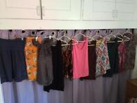 71 items women's clothes
