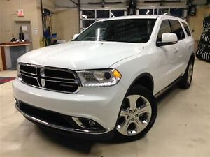 2015 Dodge Durango LIMITED.CUIR.TOIT OUVRANT.NAV.DVD.CAMERA.