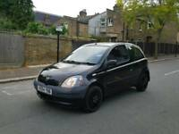 TOYOTA YARIS 998CC 12 MONTHS MOT NOT HONDA NISSAN FORD VAUXHALL RENAULT PEUGEOT