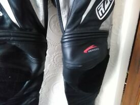 Motorcycle trousers leathe