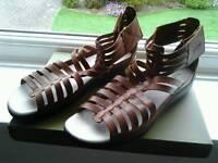 Hotter Gladiator Sandals