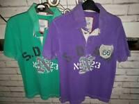Next 10 Years 2 x tshirts