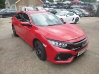 HONDA CIVIC - WM17BXO - DIRECT FROM INS CO