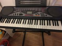 Electric Casio Keyboard in excellent condition