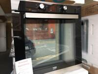 Beko single electric oven new 12 month gtee £169