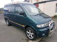 1995 MAZDA BONGO 2.5 TURBO DIESEL AUTOMATIC 7 SEATER WITH ELECTRIC POP TOP ROOF