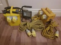 110v 3.3KVA Transformer with accessories