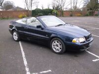 VOLVO C70 2 DOOR CONVERTIBLE 2.0T AUTOMATIC