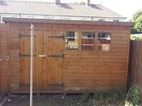 Pent Shed For Sale