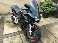Kawasaki ER6F Restricted - Perfect for A1 license and above.