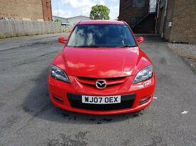 Mazda 3 mps 2007 aero edition vvt and timing chain done