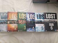 LOST Box Set - Series 1 - 6