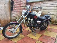 Regal Raptor DD50 50cc Motorcycle