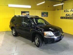 2004 Mitsubishi Endeavor XLS ~ AWD ~ CERTIFIED & E-TESTED