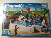 Playmobil sea lion zoo set