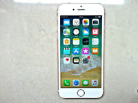 Immaculate condition Rose Gold Iphone 6 16gb Locked to O2