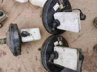 Iveco Daily break master cylinder