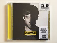 Cd by 'Example'. Album titled 'Playing in the shadows'.