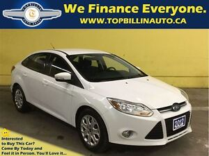 2012 Ford Focus SE, HEATED SEATS, ONLY 87 Kms