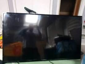 "Spares n repairs 55"" polaroid smart tv"