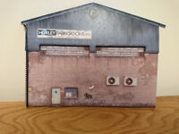 OO scale railway: models, figures, materials, parts, PECO platforms and many more, come and see
