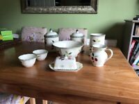 Marks and Spencer Pottery Collection in Damson