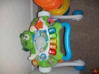 Leapfrog Scout baby walker