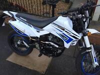 Lexmoto adrenaline 125cc (not Yamaha, pulse, gilera, aprilia, ktm, sym, dt, dr, xt, klx, 125 swap)