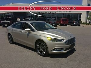 2017 Ford Fusion FORD COMPANY DEMO, 0% FINANCING!