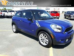 2013 MINI Cooper Paceman Paceman S All4 All Wheel Drive !!!