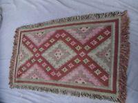 Bedroom / bathroom rug